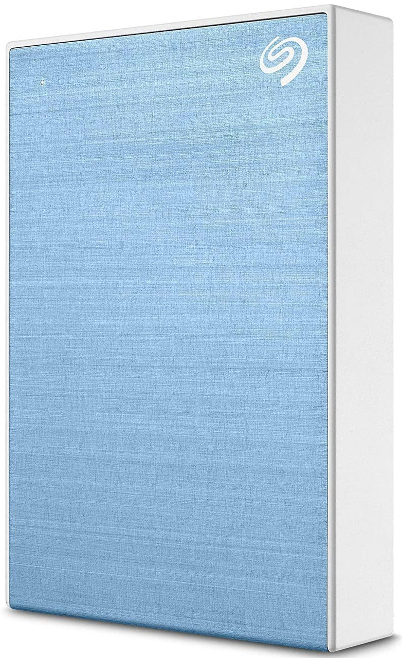 Внешний HDD Seagate 2Tb One Touch Синий Пластик STKB2000402