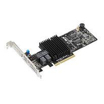 Контроллер ASUS PIKE II 3108-8-8I-port Internal SAS12G RAID 90SC06G0-M0UAY0