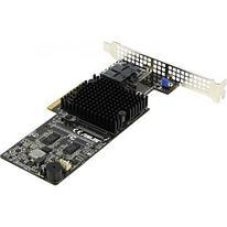 Контроллер ASUS PIKE II 3108 8-port Internal SAS12G RAID 90SC07P0-M0UAY0