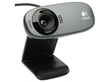 Камера интернет Logitech HD WebCam C310 960-001065