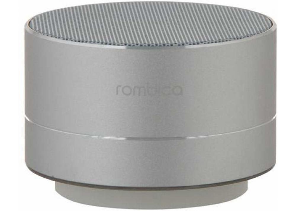 Rombica Портативная акустика Rombica mysound BT-03 2C, цвет серебристый