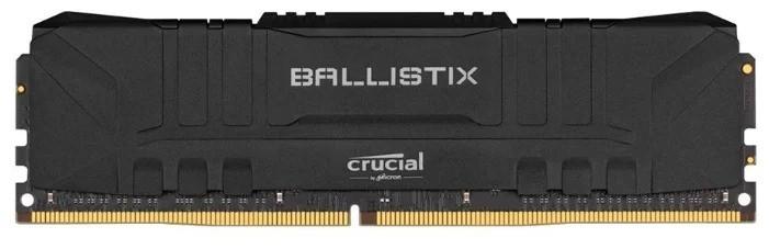 Оперативная память 16GB DDR4 Crucial Ballistix Black BL16G26C16U4B