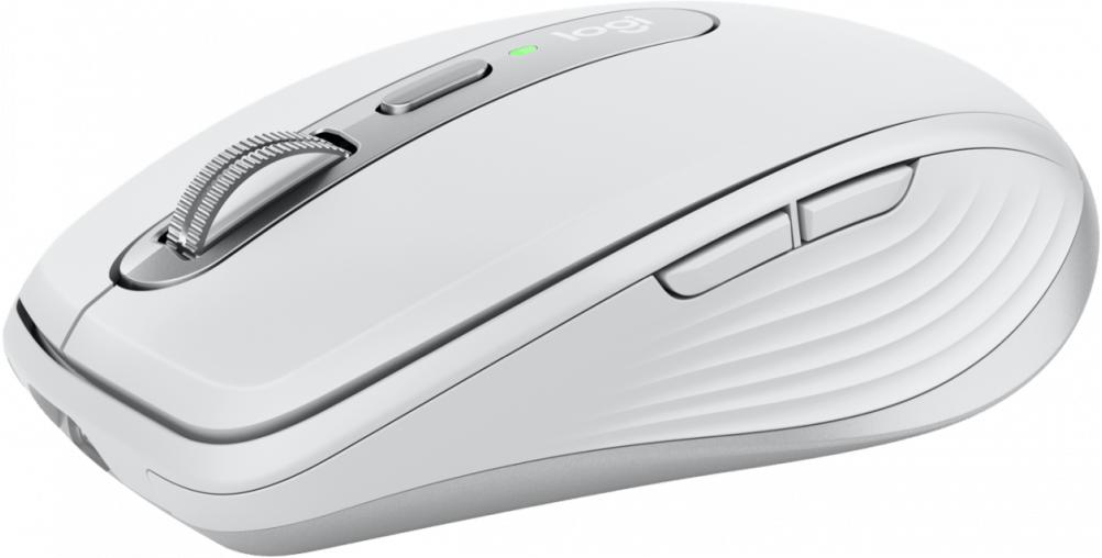 Мышь беспроводная Logitech Wireless Mouse MX Anywhere 3, Pale Grey 910-005989