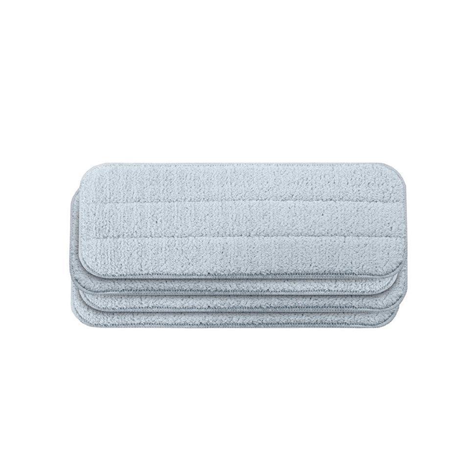 Насадка для швабры двухсторонняя из микрофибры для Deerma Spray Mop TB500 (4 шт)