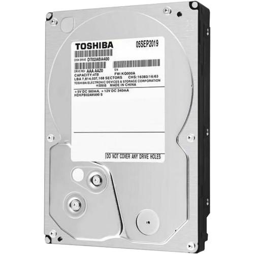 "Жесткий диск HDD 4Tb TOSHIBA 3.5"" BULK DT02ABA400 (HDKPB02ZMA01S)"