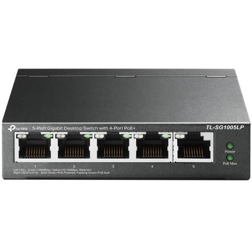 Коммутатор TP-Link TL-SG1005LP