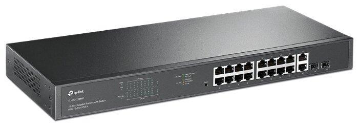Коммутатор TP-Link TL-SG1218MP