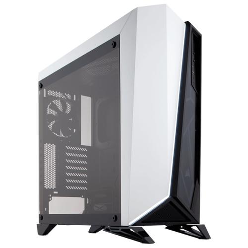 Компьютерный корпус Corsair Carbide Series SPEC-OMEGA Tempered Glass  Черно-белый
