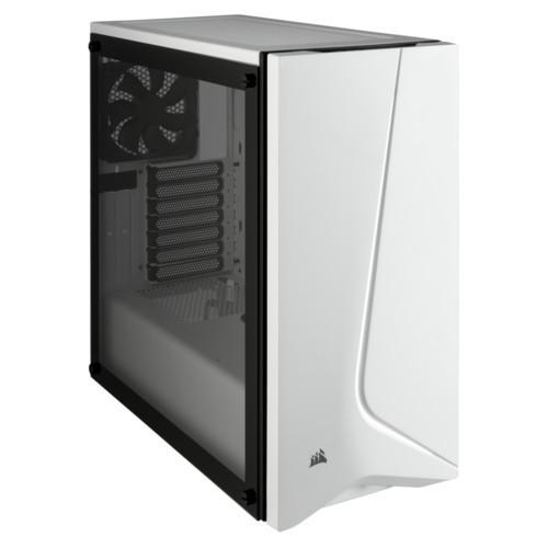 Компьютерный корпус Corsair Carbide SPEC-06 Tempered Glass Белый CC-9011145-WW