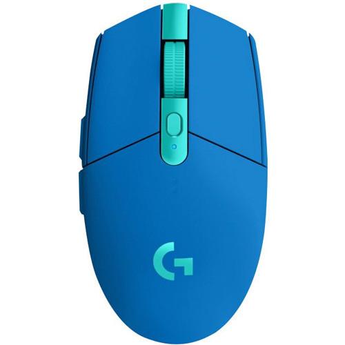 Мышь Logitech G305 синий