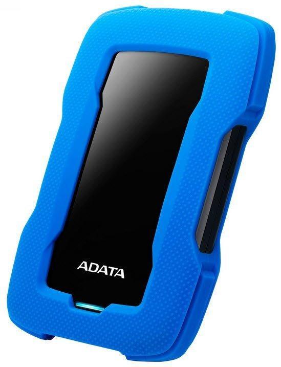 Внешний HDD ADATA HD330 1TB USB 3.2 BLUE