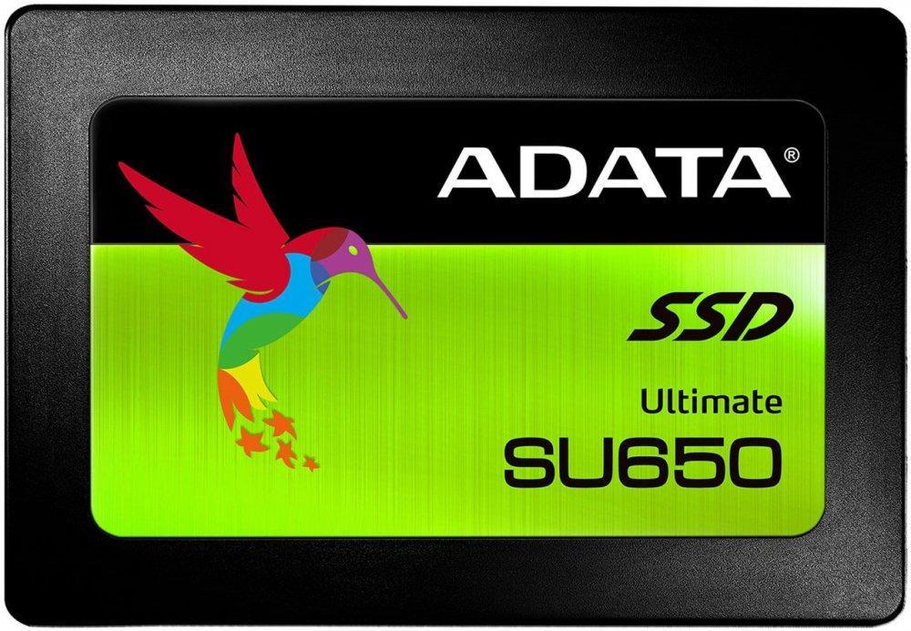 Жесткий диск SSD ADATA ASU650S 960Gb