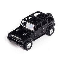Металлическая машинка, X-Game Kids, 53200B, 1:32, 12.1 см, Чёрная