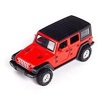 Металлическая машинка  X-Game Kids  53200R  1:32  12.1 см  Красная