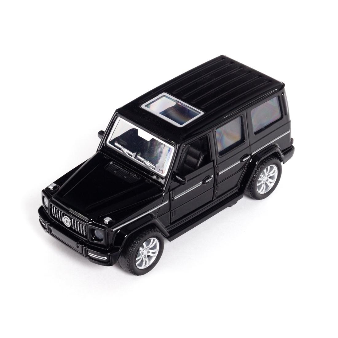 Металлическая машинка, X-Game Kids, 63000B, 1:32, 12.1 см, Чёрная