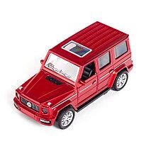 Металлическая машинка  X-Game Kids  63000MR  1:32  12.1 см  Красный металлик