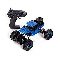 Радиоуправляемая машина, X-Game Kids, 41600SB, 1:16, Off-roader, Металл/Пластик, 4WD, 2.4Ghz, Синяя