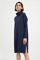 Платье женское Finn Flare, цвет темно-синий, размер M
