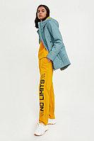 Брюки женские Finn Flare, цвет желтый, размер S