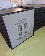 Антисептический коврик 100х80 мм