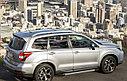 "Пороги ""Silver"" Subaru Forester (2013-2015), фото 2"