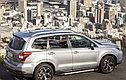 "Пороги ""Bmw-Style"" Subaru Forester (2013-2015), фото 2"