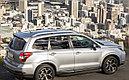 "Пороги ""Premium-Black"" Subaru Forester (2013-2015), фото 2"