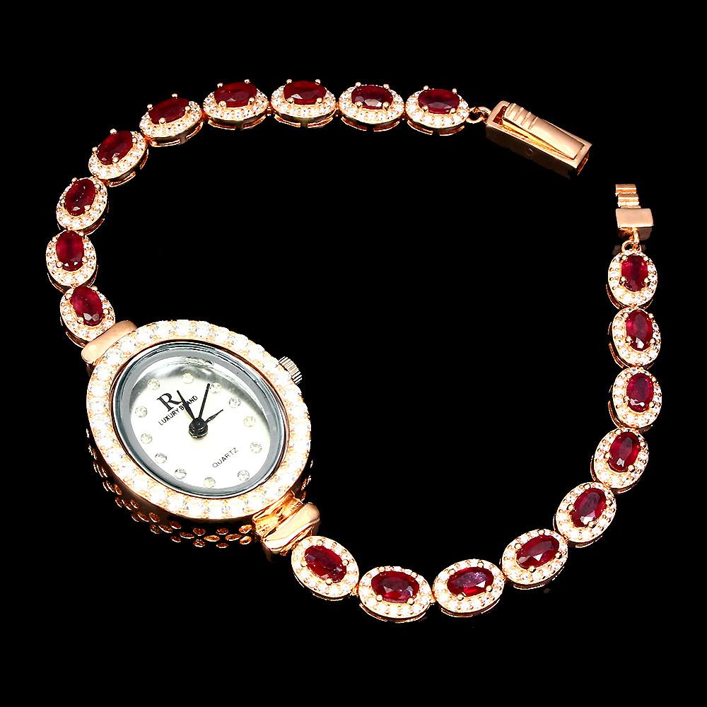 Часы с Рубинами