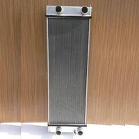 Радиатор охлаждающий масленую жидкость на колесный экскаватор Hyundai140W