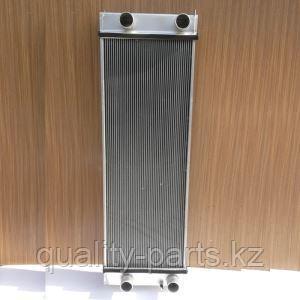 Радиатор масленый на экскаватор Hyundai R140W