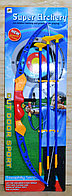 951-1 Super archery лук на картонке+3стрелы, 61*20см, фото 1