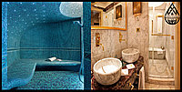 Особенности турецкого хаммам в ванной комнате.