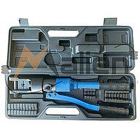 Гидравлический ручной пресс ГРП-300С с клапаном автоматического сброса давления МАЛИЕН