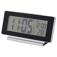 Часы/термометр/будильник/таймер ФИЛЬМИС чёрный ИКЕА, IKEA