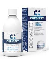 Ополаскиватель для полости рта Curasept Biosmalto Caries, Abrasion and Erosion (ремтерапия)