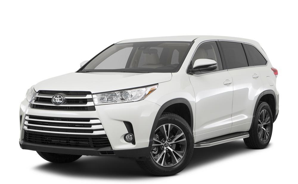 """Пороги """"Premium"""" Toyota Rav 4 (2013-2018)/Highlander  (2014-2017)"""