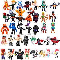 Набор игровых фигурок Stars 90 12 героев (Браво старс)