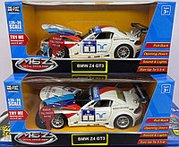 Коллекционная модель BMW Z4 GT3 металл 1:32 Die Cast Collection MSZ