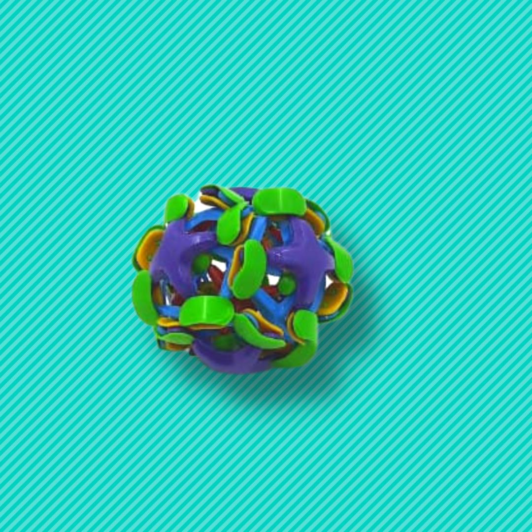 Шар Трансформер (меняющий цвет) (маленький) - фото 2