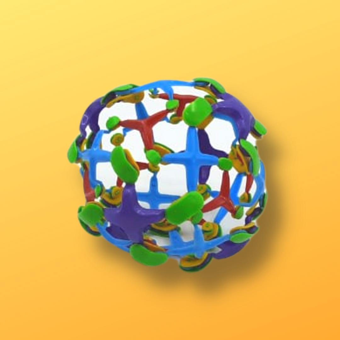 Шар Трансформер (меняющий цвет) (маленький) - фото 3