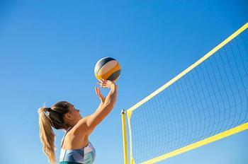 Спортивное оборудование и товары для волейбола