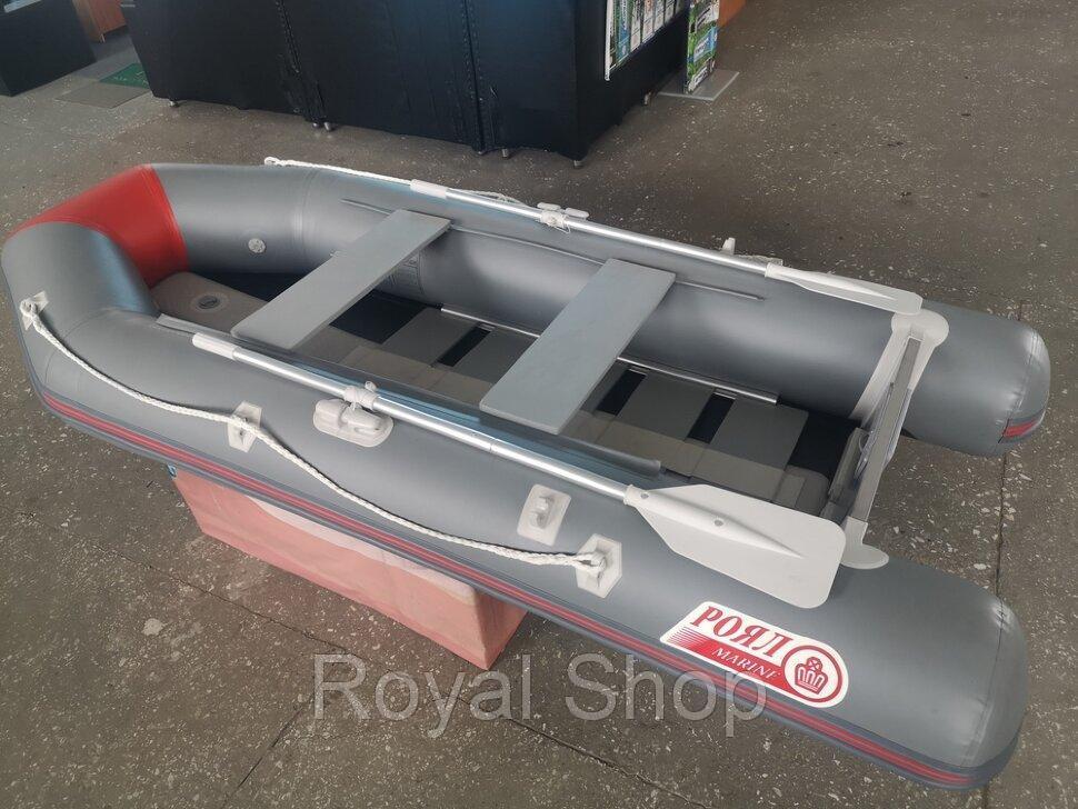 Лодка ПВХ с гидролыжей RL(HS)-290R - фото 3