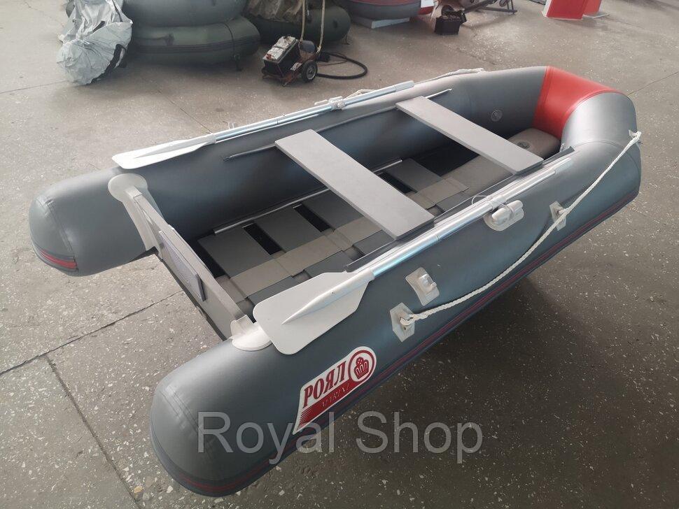 Лодка ПВХ с гидролыжей RL(HS)-290R - фото 6