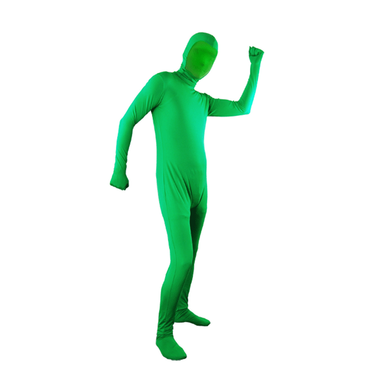 Костюм хромакей зеленый Покупки в рассрочку KASPI RED - фото 4