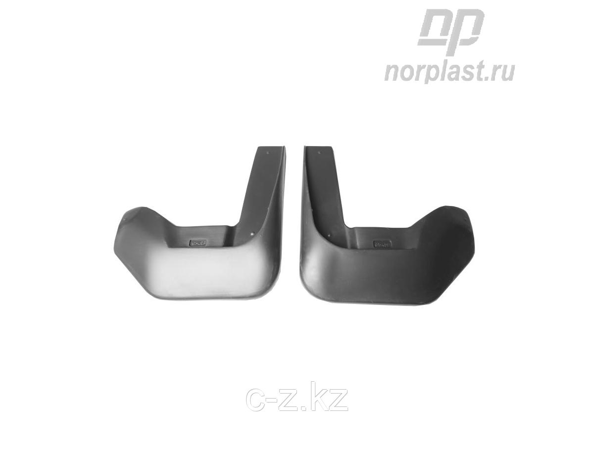 Брызговики для Skoda Rapid (2012-2021) Передние (пара)