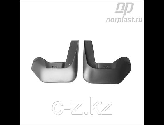 Брызговики для Skoda Rapid (2012-2021) Передние (пара), фото 2