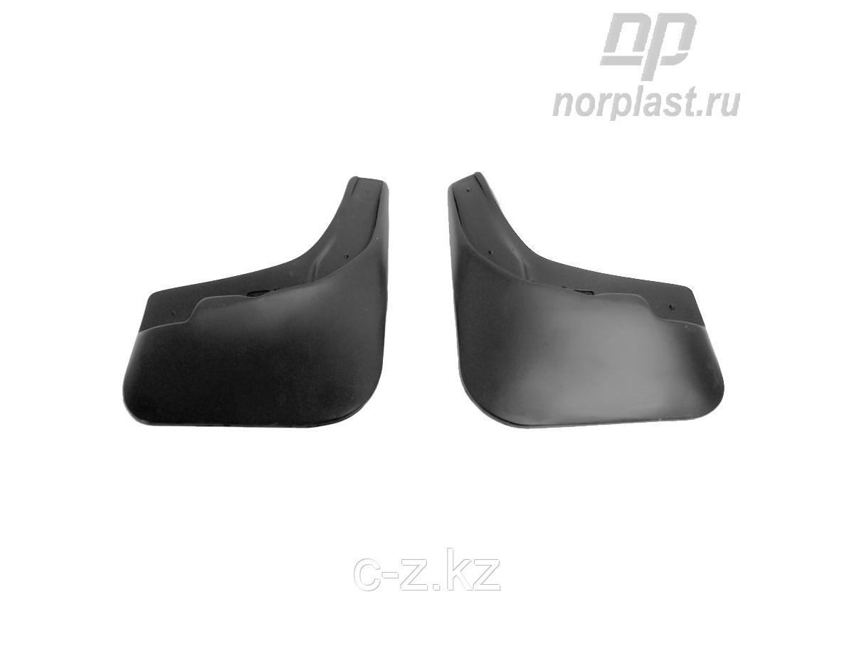 Брызговики для Volkswagen Touareg (2010-2018) Передние (пара)