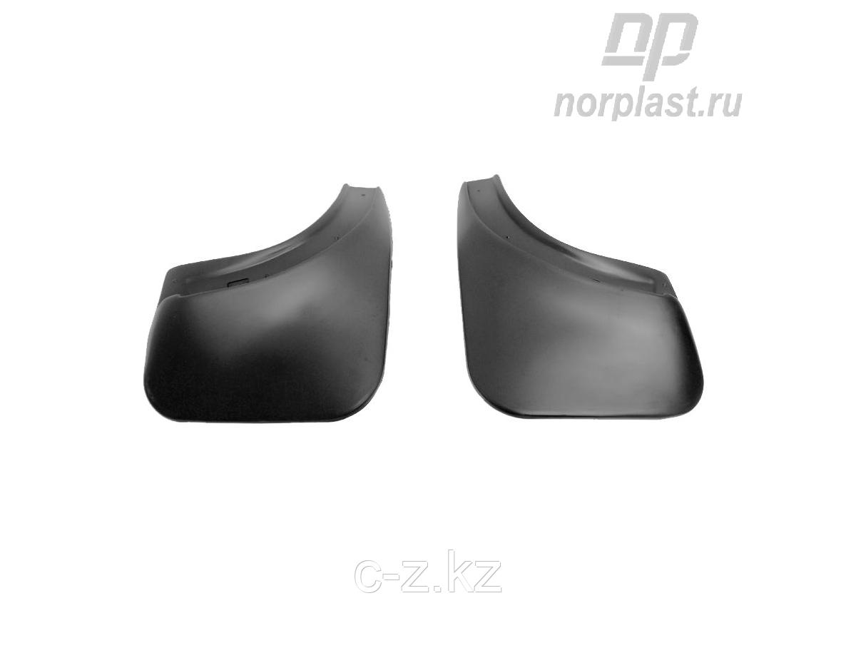 Брызговики для Volkswagen Touareg (2010-2018) Задние (пара)