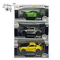 Коллекционные машинки Porsche 911 GT3