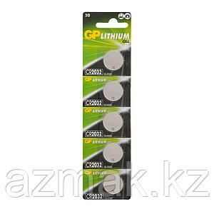 Батарейки GP CR2032 С5